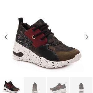 Women's Size 12 Mix No 6 Fashion Sneakers